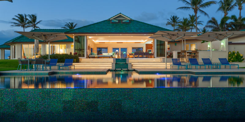 Hawaiian Tropical Contemporary