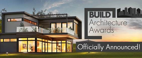 """Harrison Woodfield Receives """"BUILD"""" 2020 Architecture Awards"""