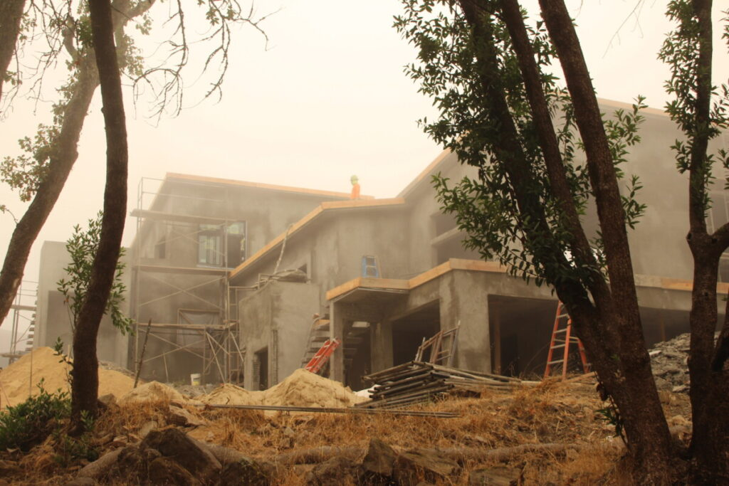A Decades Long Crusade to Protect Homes from Wildfires.